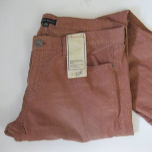 Banana Republic Corduroy Pants - Pink - 32R -NWOT